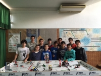 FIRST LEGO League 2014-15
